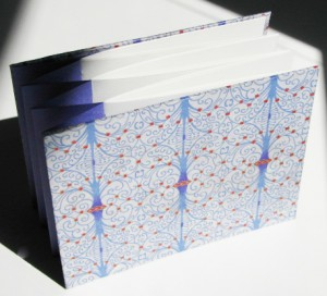 201504_TCG_Pamphlet Stitch__Concertina Spine Book